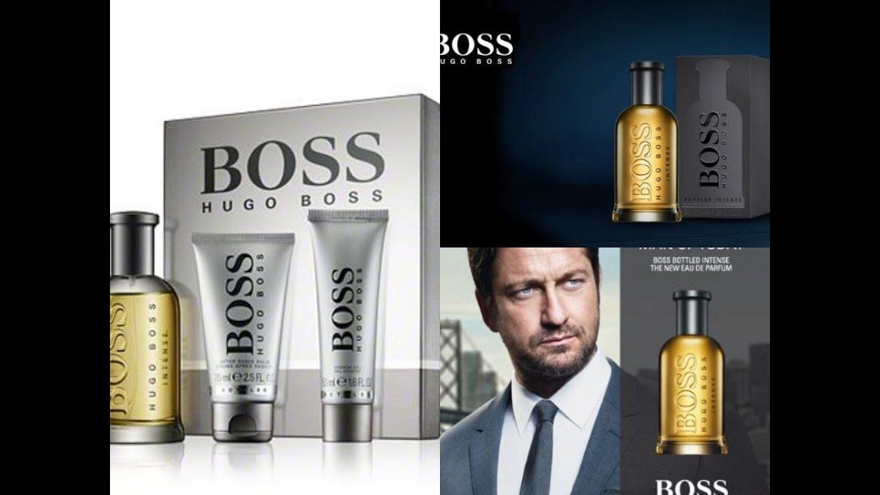 boss hugo boss intense