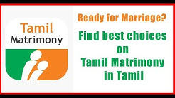 Find the best partner on Tamil Matrimony in Tamil