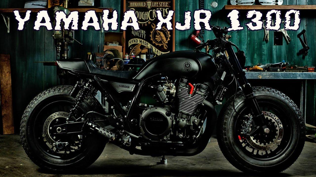 yamaha xjr 1300 cafe racer youtube. Black Bedroom Furniture Sets. Home Design Ideas