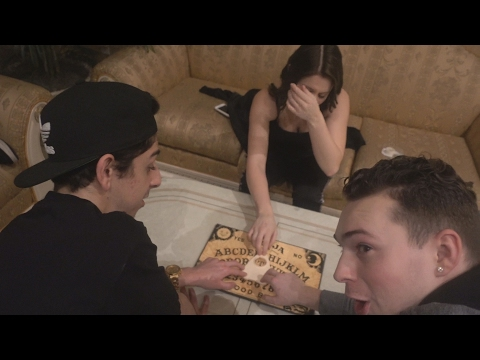 Thumbnail: MY MOM IS PISSED! (EVIL OUIJA BOARD DEMON)