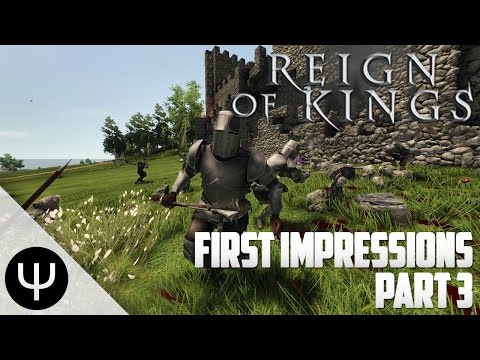 Reign of Kings — First Impressions — Part 3 — The Arena!