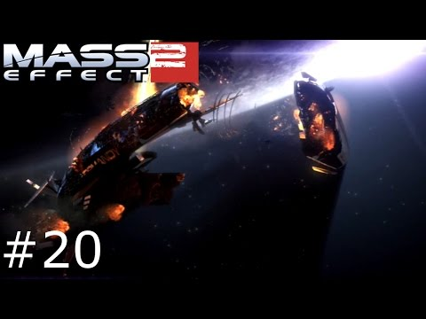 Mass Effect 2 | 20 | The Illusive Man is a JERKFACE!