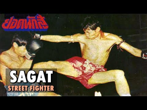 Sagat Petchyindee - Street Fighter (Highlights)