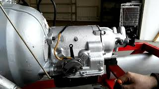 Запуск двигателя ГАЗ-14
