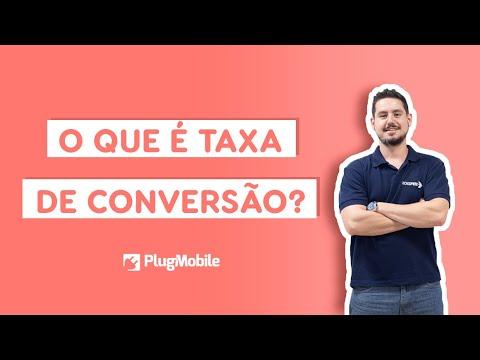 O que é taxa de conversão? | PlugMobile
