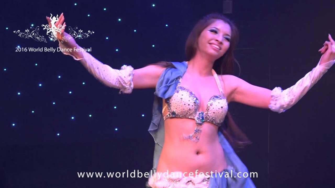 Amatuer belly dance