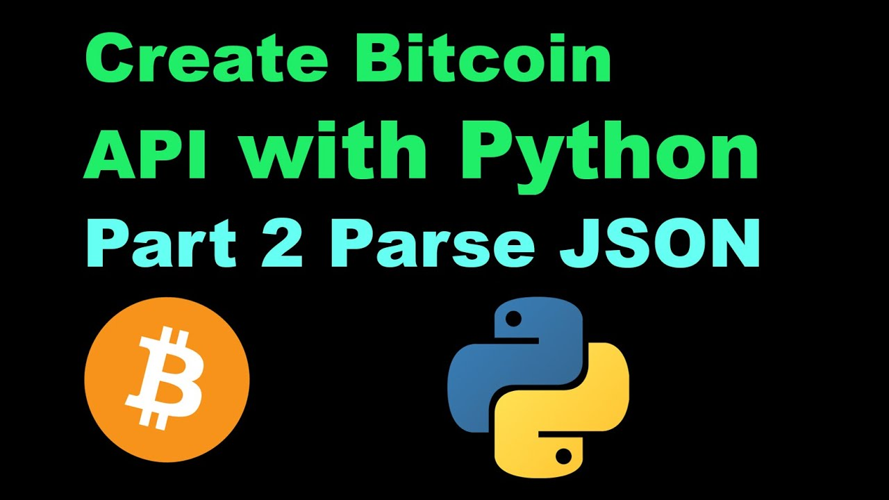 python bitcoin api