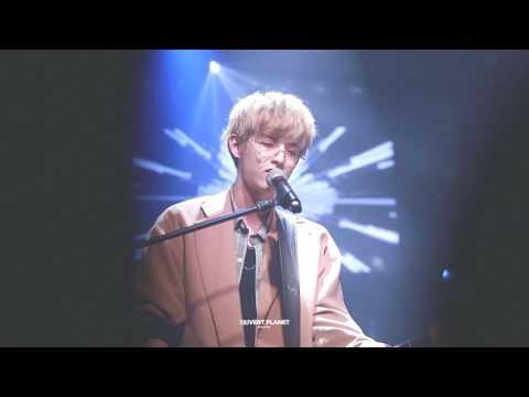 170607 DAY6 MINI CONCERT 데이식스 미니콘서트 오늘은 내게 (Lean On Me) (Jae 제이 Focus)