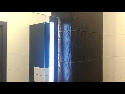Мебель в ванную. Мойдодыр, зеркало и пенал