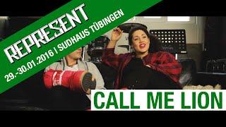 REPRESENT-TV | Tübingen | 2016 | Interview | Call Me Lion