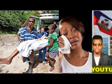 URGENCE! 4 MOUN PRAN NAN PWAZON HAITI