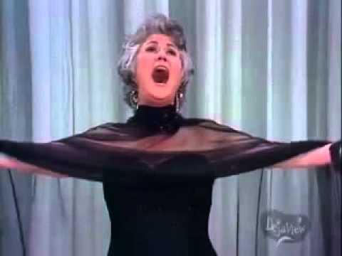Bea Arthur Singing 1