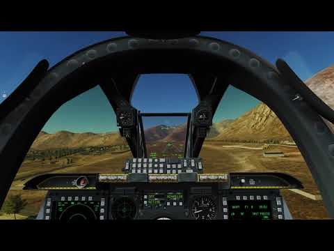 DCS: Igg Corps second outing on Persian Gulf Map