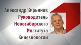 Александр Кирьянов - Руководитель Новосибирского Института Кинезиологии