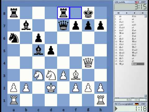 Blitz Chess #1604 with Live Comments Irregular Opening vs GM yozhik with White