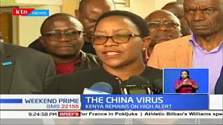 The China Virus: At least 41 people killed in China, Kenya remains on high alert