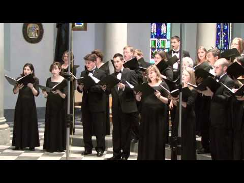 "Kantorei: McKay from ""An American Thanksgiving"" - Carol Barnett"
