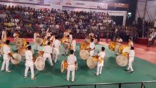 Shambhu raje dhol tasha pathak,thane