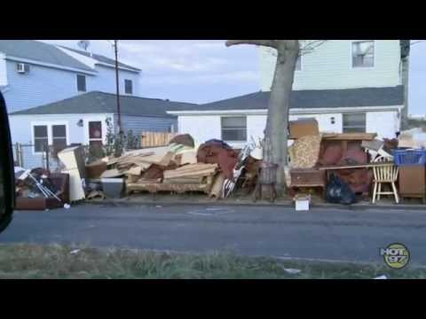 Hurricane Sandy Relief - Far Rockaway