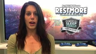 What is RESTMORE?  Jori's RESTMORE Testiminial thumbnail