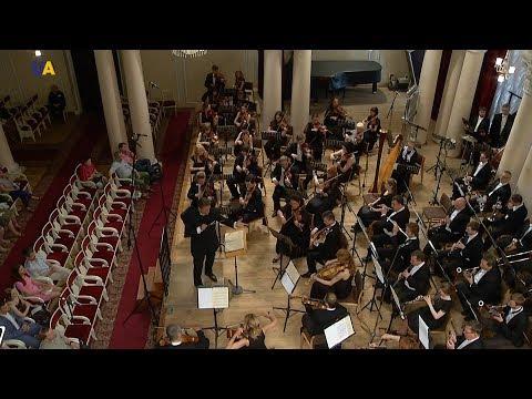 Fusion аккорд. Симфонический оркестр Национального радио