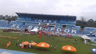 Estadio nacional jorge el magico Gonzales, san salvador EL SALVADOR