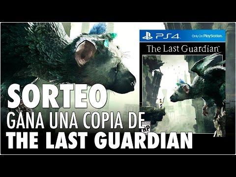 GANA UNA COPIA DE THE LAST GUARDIAN DE PS4