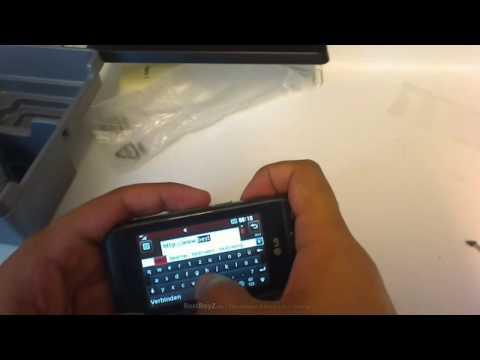 (HD) LG GT505 Pathfinder Teil 2 | Videoblog von BestBoyZ.de