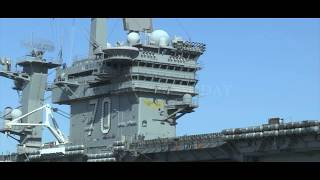 General Dynamics Awarded $34.3M For Repair, Alteration of USS Carl Vinson