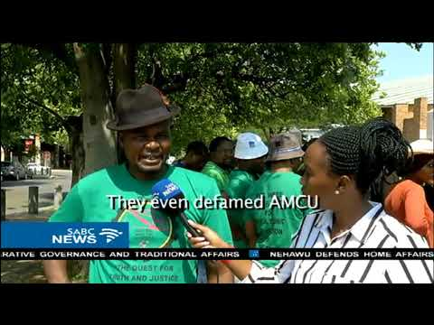 Former NUM member linked to killings of AMCU leaders in Marikana