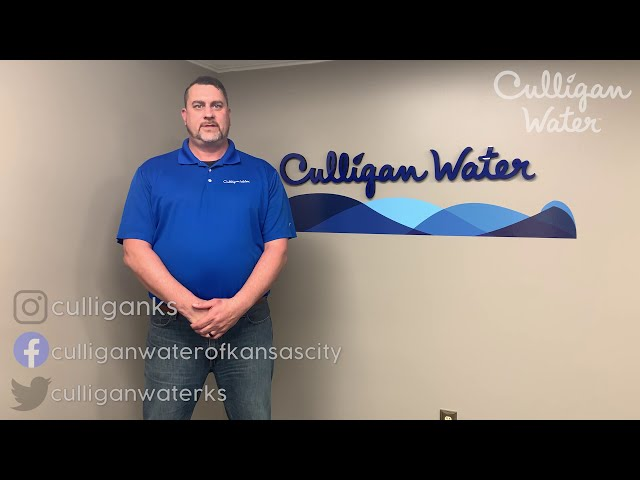 Culligan High-Efficiency Water Softener - Culligan Water of Greater Kansas City