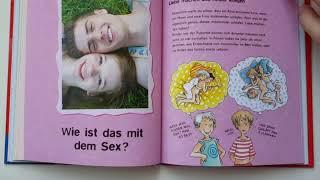 Германия. Уроки секса в начальной школе. Наглядно.