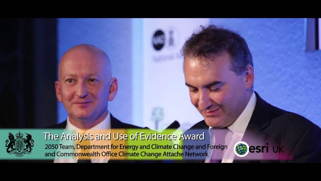 Civil Service Awards 2013