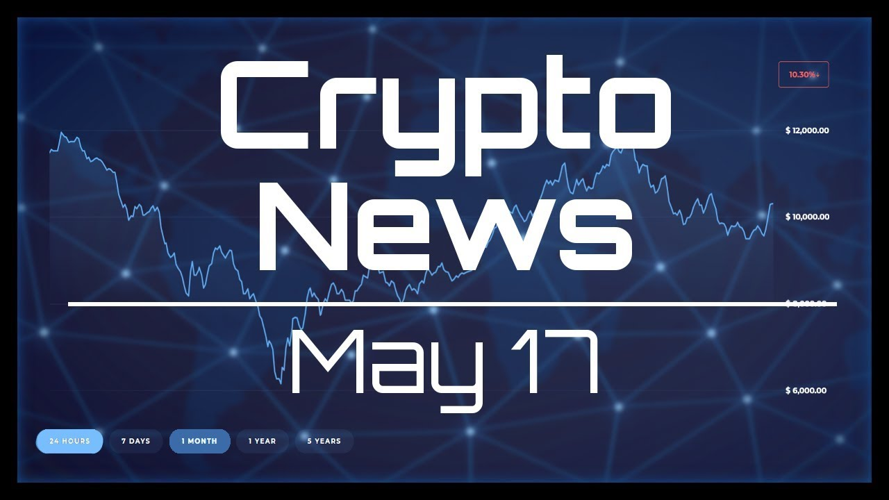 Crypto News May 17: 1 Million Steem Accounts, Snowflake to Avalanche, Bitcoin Energy Consumption