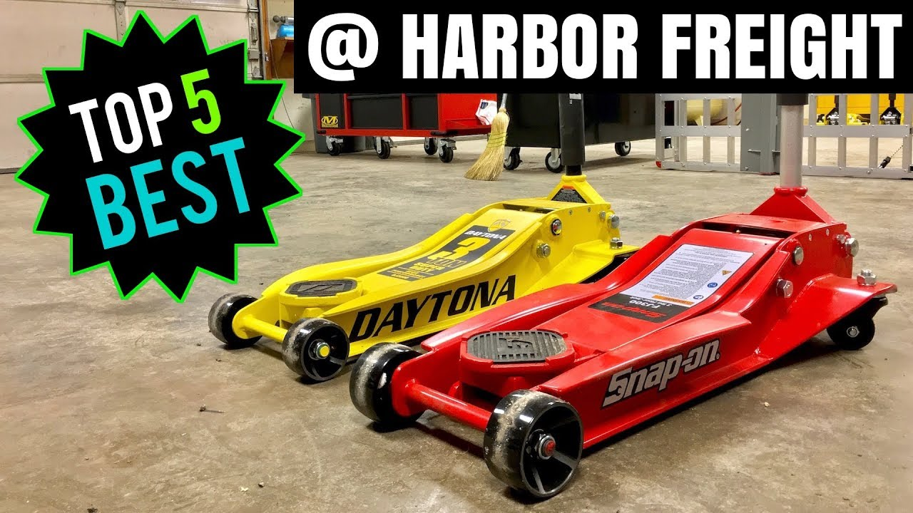 Top 5 Best Harbor Freight Tools Automotive Youtube