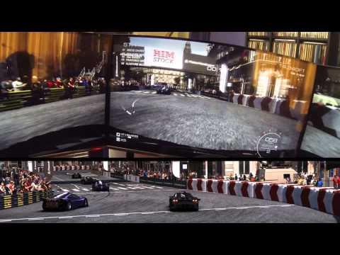 GRID Autosport McLaren F1 Eliminator Paris