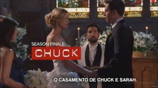 Chuck - 4.24 Season Finale Promo #2  - Legendado PT-BR
