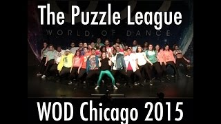 The Puzzle League | WOD Chicago 2015