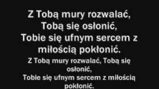 Hymn o Krzyżu + tekst piosenki