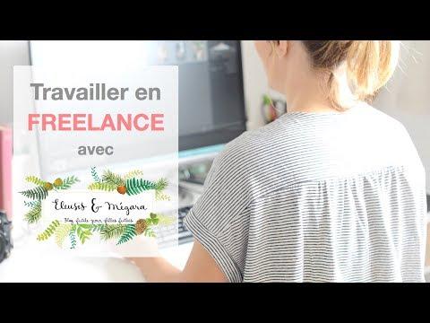 Blogschool.fr // Travailler en freelance avec Laëtitia du blog Eleusis & Megara