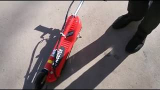 Детский электросамокат E Scooter CD02(, 2016-10-18T21:01:30.000Z)