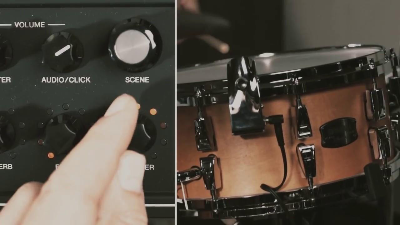Sound expandability yamaha ead10 electronic acoustic for Yamaha rx v377 manual