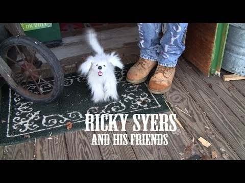 Ricky Syers and his friends - a portrait in puppets
