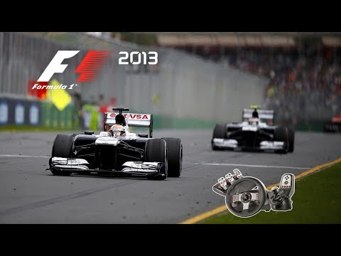 Formula 1 2013 - GP do Bahrain + G27