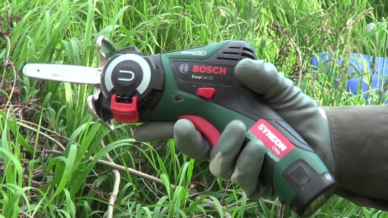 bosch easycut 12 - youtube