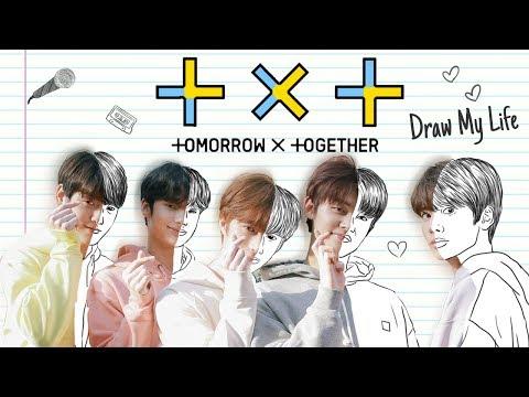 TXT | Draw My Life