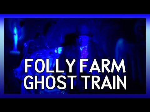 Folly Farm Ghost Train PoV