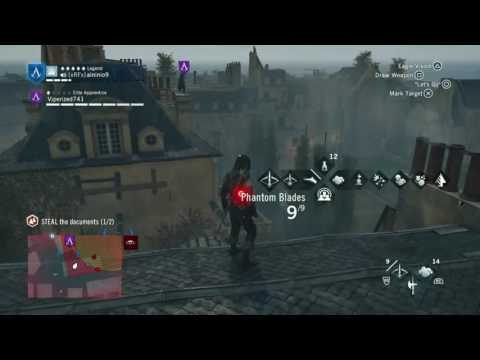 ►Assassin's Creed Unity: CO-OP Stealth Teamwork (W/communication)   Austrian Conspiracy
