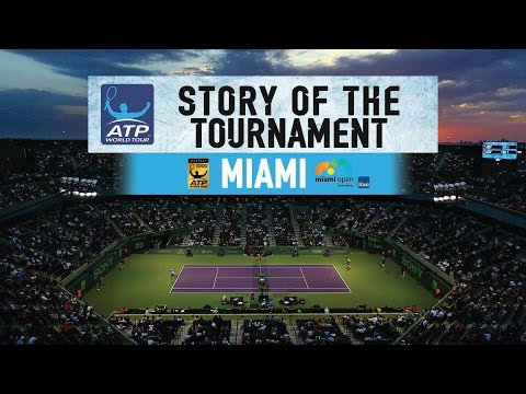The Story Of The 2017 Miami Open