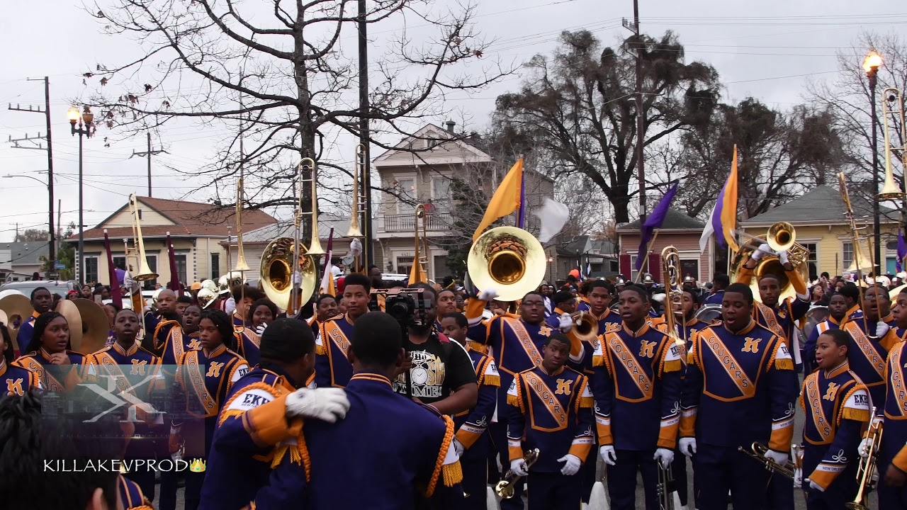 Edna Karr High School Marching Band - Do Re Mi - 2018 ... |Edna Karr High School Band